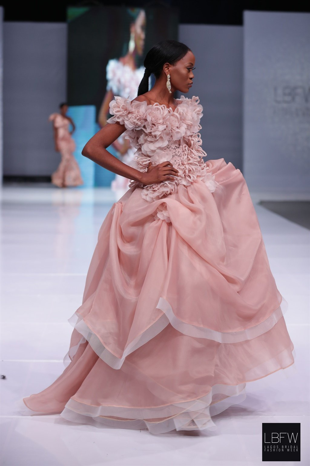 David Tlale reveals sumptuous new wedding collection