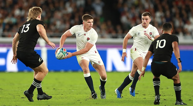 England v New Zealand (Getty Images)