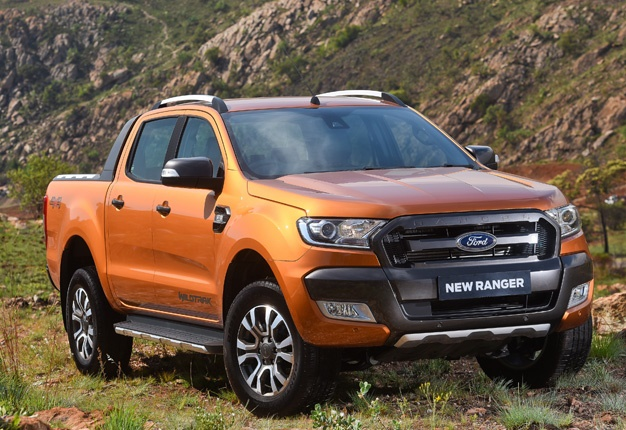 BIG DADDY The New Ford Ranger Wildtrak Sits Aloft An Extensive Model Line Up Introduced To South Africa Image Quickpic