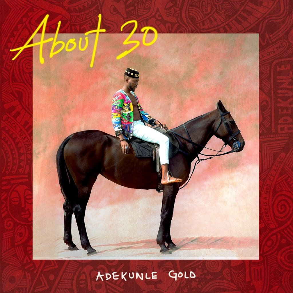 adekunle gold releases about 30