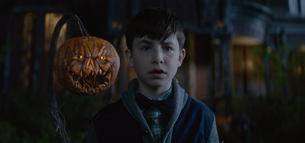 Owen Vaccaro in a scene from the movie The House