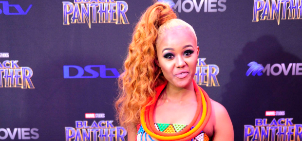 Babes Wodumo (PHOTO: Getty/Gallo)