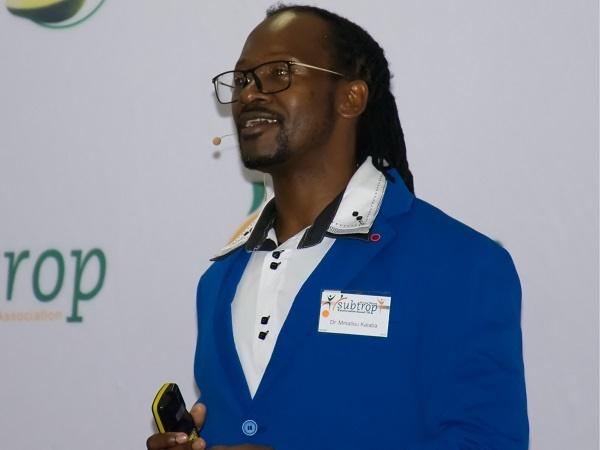 Dr. Mmatlou Kalaba van BFAP,