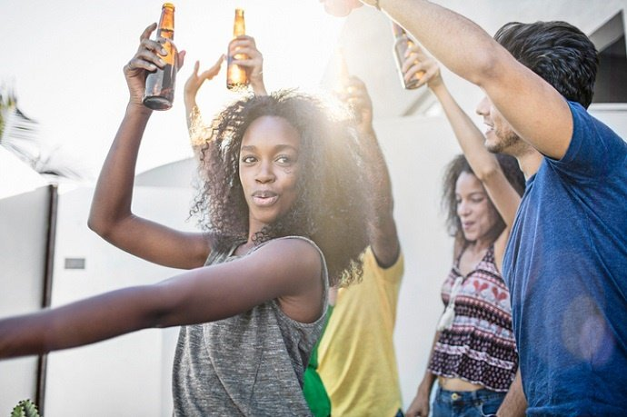 According to Aware.org, 50% of teenagers in South Africa drink alcohol.