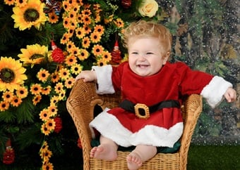 Enter now for Christmas Baby 2021