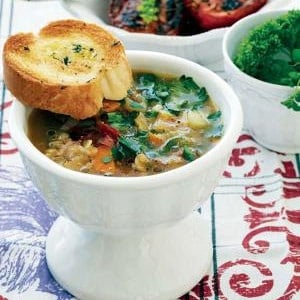 recipe, vegetables, soup