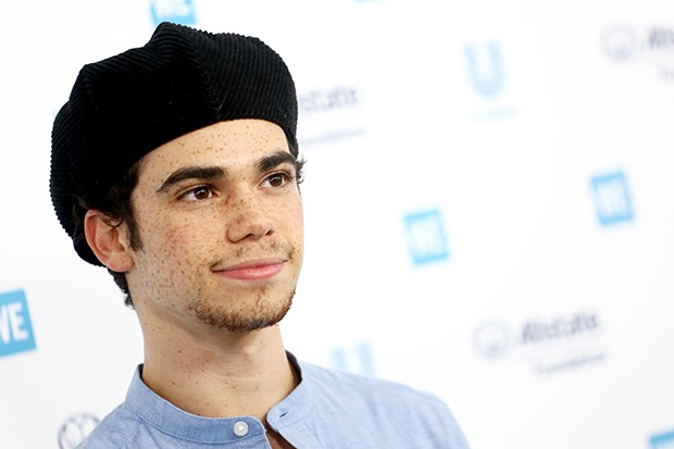 Cameron Boyce. (Photo: Getty Images)