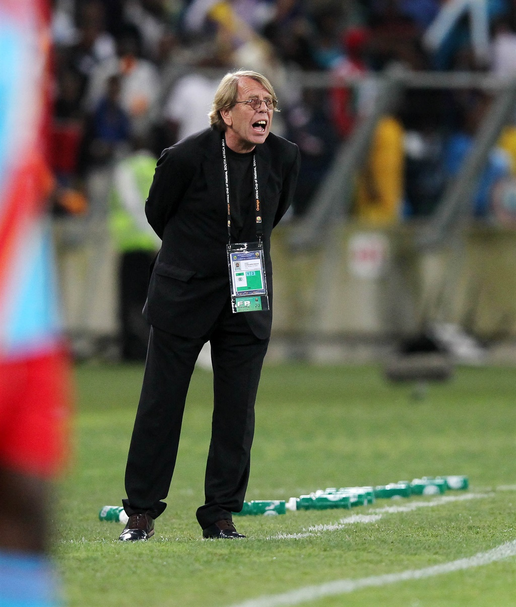 Claude Le Roy has resigned as coach of Togo after they failed to qualify for the Afcon finals, but said he was far from finished in African football. Picture: Gallo Images