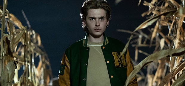 Austin Abrams in 'Scary Stories to Tell in the Dar