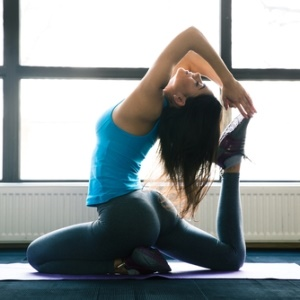 yoga helps women with incontinence