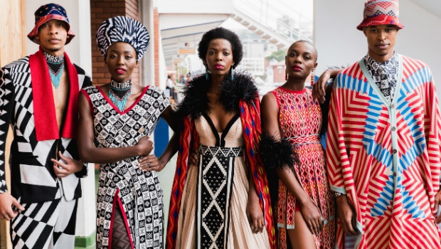 African designers at the Vodacom Durban July
