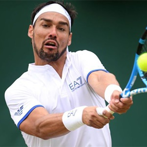 Fabio Fognini (Getty Images)