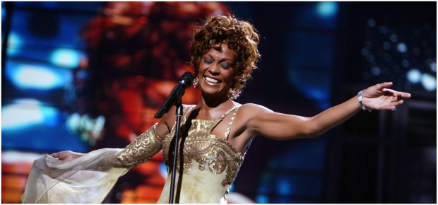 Whitney Houston's personal bible to go on auction