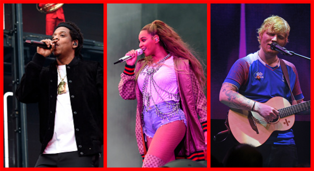 Here's how you can earn your free ticket to see Beyoncé, Jay-Z, and