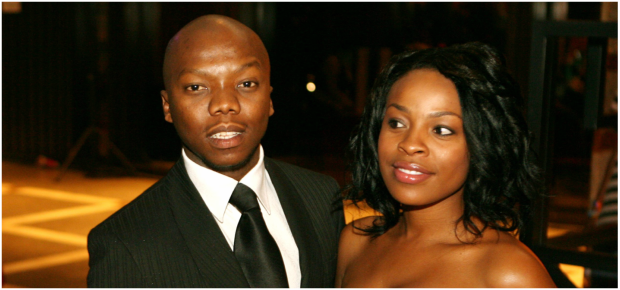 Tbo Touch and Thuli Thabethe are co-parenting done