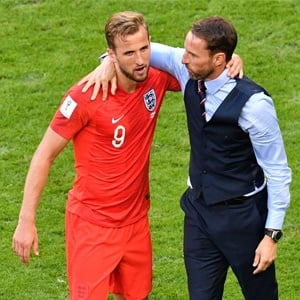 Harry Kane and Gareth Southgate (Getty Images)