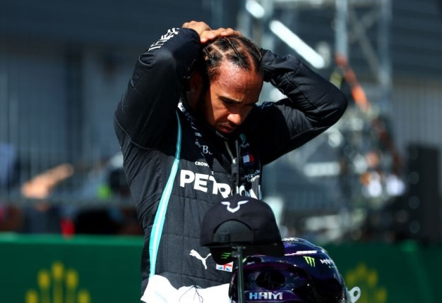 Lewis Hamilton ponders 'dry dance' as Mercedes left in dark over struggles - News24