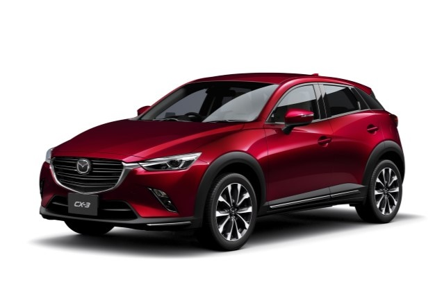 here 39 s how much mazda 39 s stylish updated cx 3 crossover costs in sa wheels24