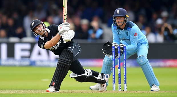 Kane Williamson and Jos Buttler (Getty)