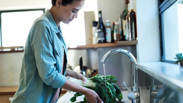 Could your dish cloth make you ill? Other places where dangerous germs are hiding in your house