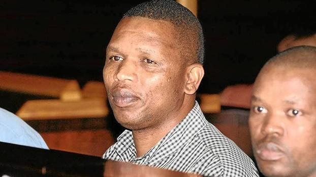 Russel Ngubo.