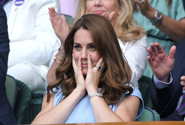 LONDON, ENGLAND - JULY 14: Catherine, Duchess of C