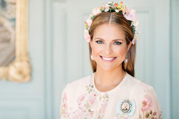princess adrienne of sweden christening
