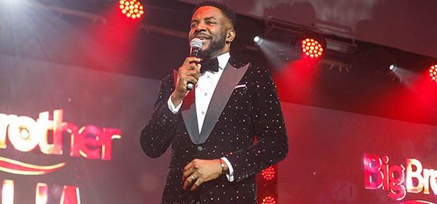 Big Brother Naija host Ebuka Obi-Uchedu.