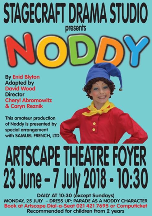 Noddy at Artscape Theatre