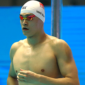 Sport24.co.za | Chinese swimmer Sun, facing lengthy ban, rejects doping charge