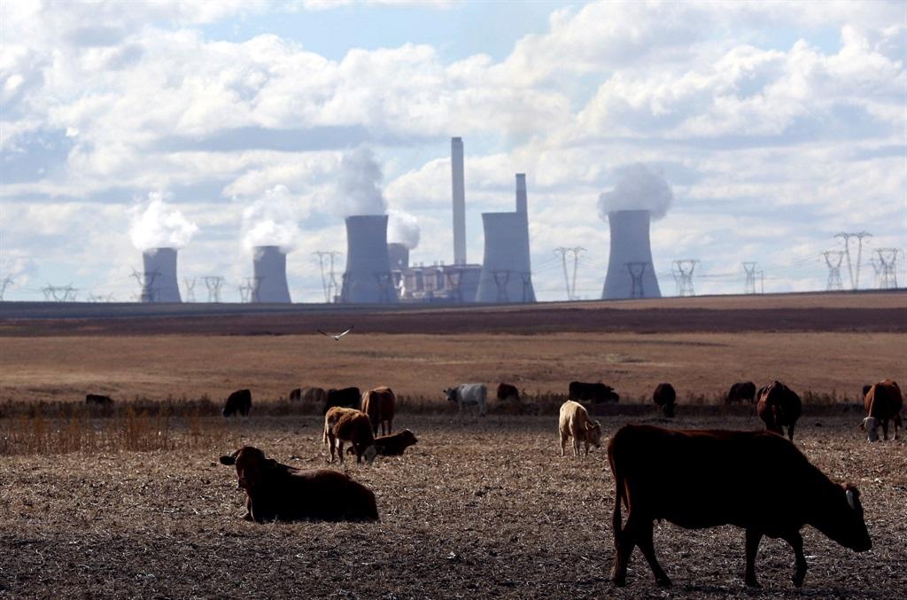 Matla Power Station in Mpumalanga. Picture: Siphiwe Sibeko/Reuters