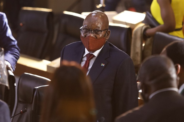 """<p><strong>Zondo commission: Zuma concerned about narrative he 'messed up our country'</strong></p><p>Corruption-accused former president Jacob Zuma is concerned that the Zondo commission of inquiry into state capture is part of a narrative in which he is painted as """"the man who messed up our country"""", his lawyer, Muzi Sikhakhane, told the commission on Monday morning.<strong></strong></p>"""
