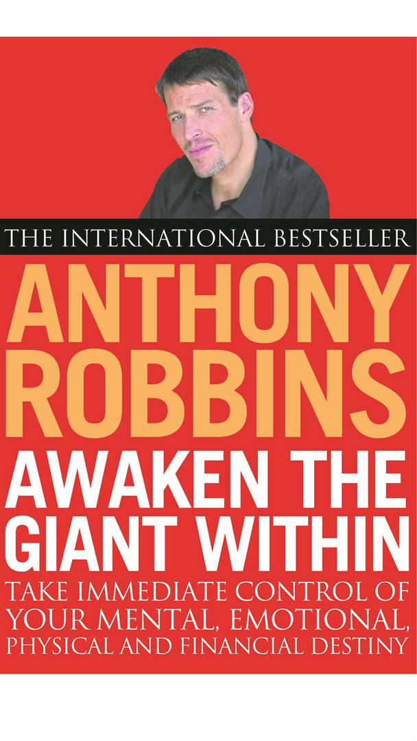 photo: suppliedAnthony Robbins wants to help you succeed.
