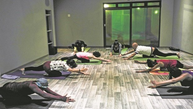 What the heck is infrared yoga?