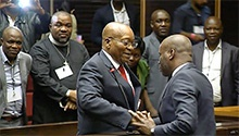 WATCH LIVE: Zuma appears in Pietermaritzburg High Court on corruption charges