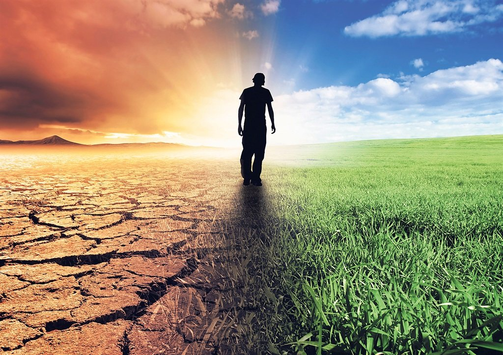 Last year the highest documented economic losses associated with  climate change was recorded by the World Economic Forum. The WEF now rates climate change among the most significant risks facing humanity. Picture: iStock
