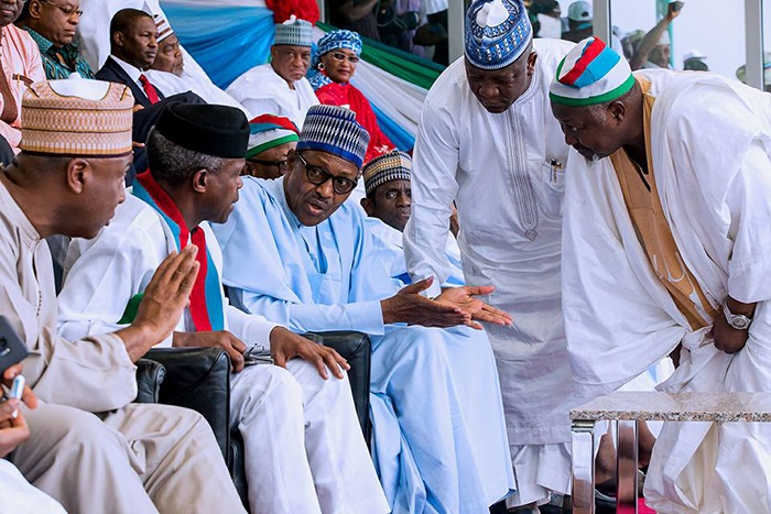 apc national convention and buhari's last comments