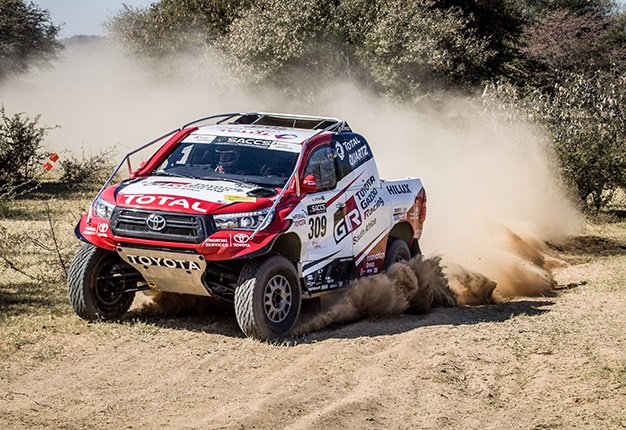 Toyota Of The Desert >> Clean Sweep For Toyota After Dominant Display At Toyota Kalahari