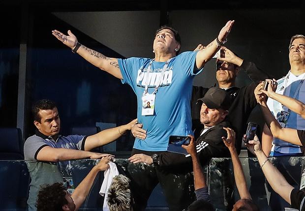 Diego Maradona (Getty Images)