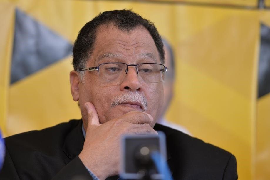 The Mokoena Report is a document that was authored by Mokoena in April last year, detailing allegations of improper governance against Safa president Danny Jordaan. Photo: Deon Ferreira.
