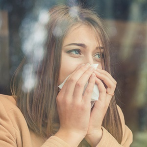 Inflammation could be the link between your mental health and allergies.