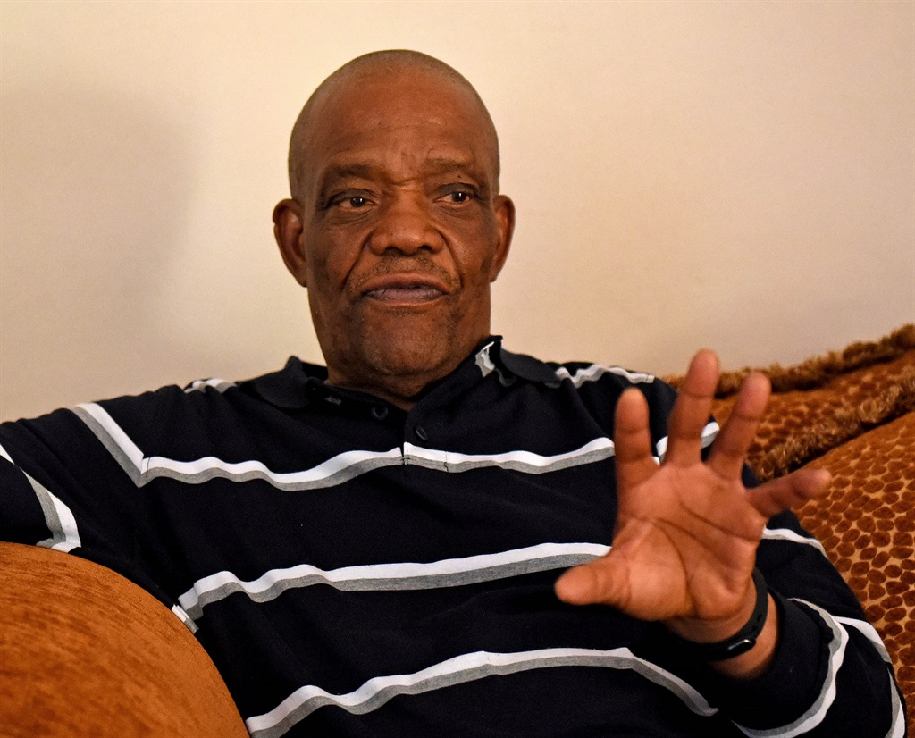 North West Premier Job Mokgoro, says he is being targeted because he is not in support of corruption. Photo: Tebogo Letsie