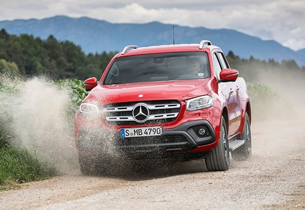 d6cf9dc1fa Mercedes-Benz unleashes new 190kW X-Class V6  Here s all you need to ...