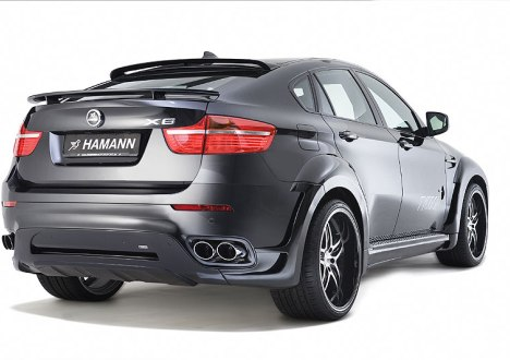 hamann 39 s x6 for tycoons wheels24. Black Bedroom Furniture Sets. Home Design Ideas