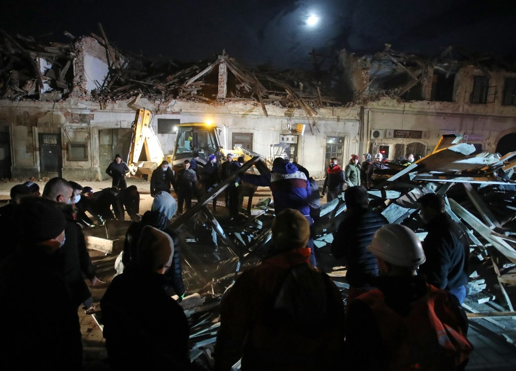 Croatia Earthquake Toll Rises To Seven As Search Continues News24