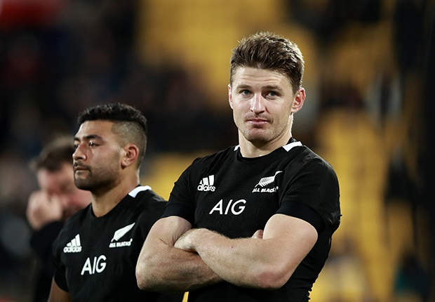 Beauden Barrett (Getty Images)
