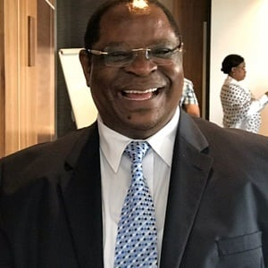 Deputy Chief Justice Raymond Zondo. (Alex Mitchley, News24)