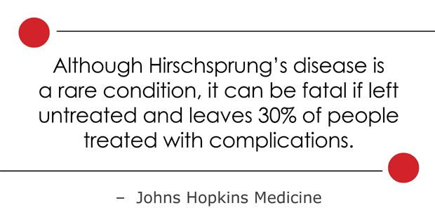 Hirschsprung disease, constipation, illness, healt