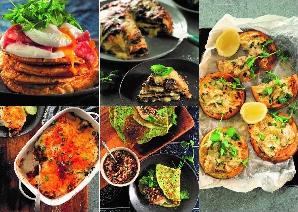 5 heerlike pannekoek-disse. Foto's: Misha Jordaan