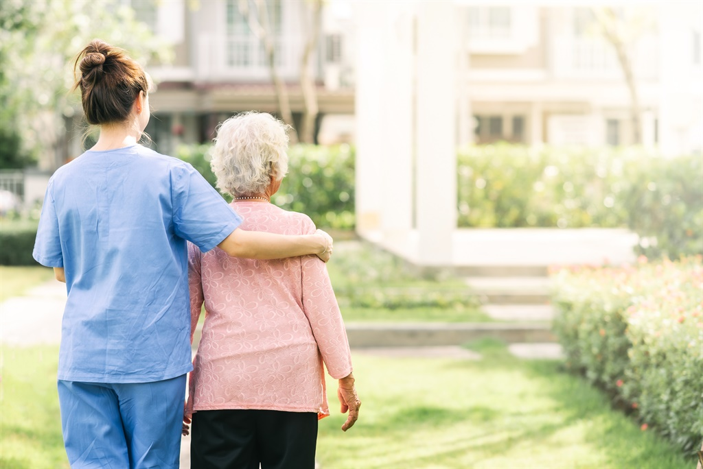 Questions have also been raised about whether the department of social development, which funds many old-age residential facilities, is providing the necessary support. Picture: iStock/ Interstid